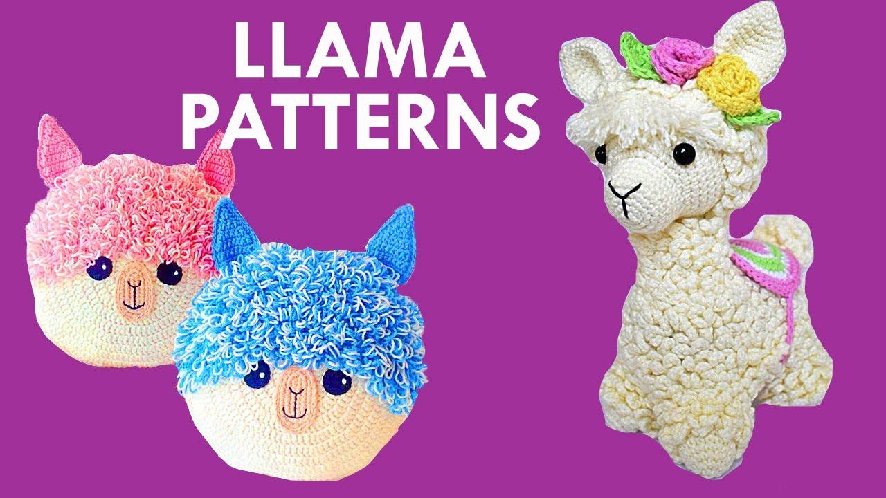 Think You Can Resist This Adorable Amigurumi Alpaca Family? Get ... | 720x1280
