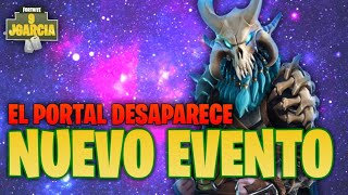 NUEVO EVENTO - LA GRIETA DESAPARECE - FORTNITE   JGARCIA9