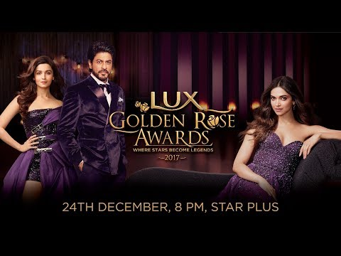 Lux Golden Rose Awards 2017 - The Lux divas aren't just beautiful, they are also complete fan girls.