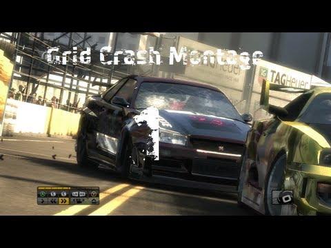 Grid Crash Montage 1 |