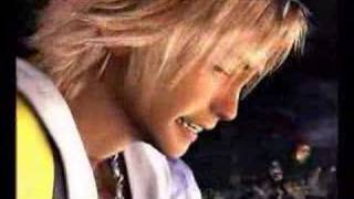 Tidus Crying