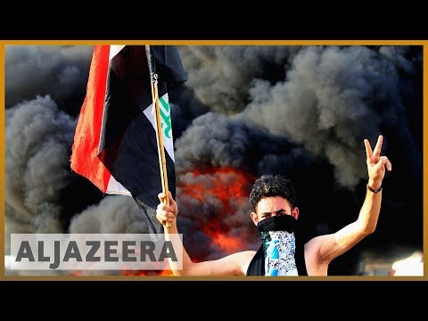 Iraq Protests: Three days of mourning announced