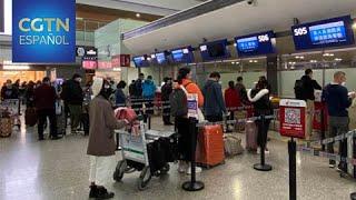 Pandemia de COVID-19: Beijing y Shanghai intensifican medidas de detección