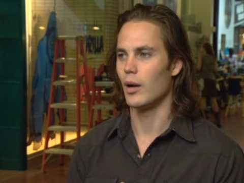 Taylor Kitsch Interview on FNL S4