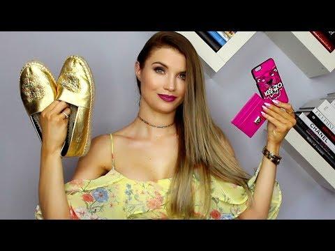 LUXURY Haul | Dolce&Gabbana, KENZO, Tous, MICHAEL KORS, Loft37