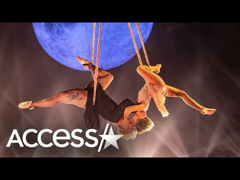 Pink & Daughter Willow's Acrobatic Billboard Awards Performance
