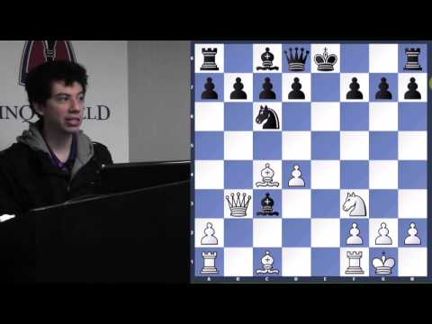 Chess for Beginners with GM Alejandro Ramirez (Opening Ideas and Basic Principles) - 2014.03.30