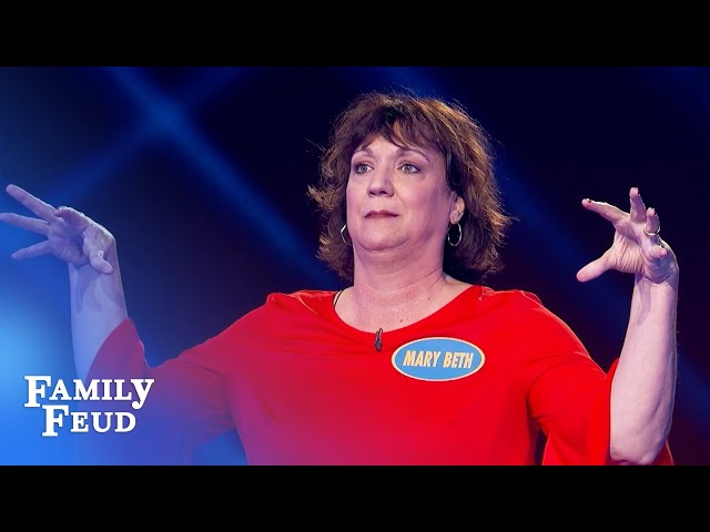 Historic Fast Money comeback!   Family Feud