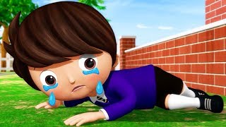 🔴 Accidents Happen Song | Learn English | Nursery Rhymes | Little Baby Bum Live | Baby Songs