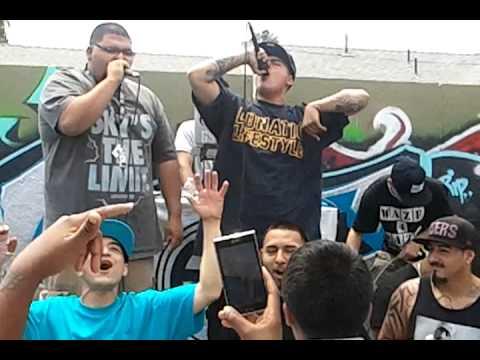 The Lunatics Live In South Central L.A