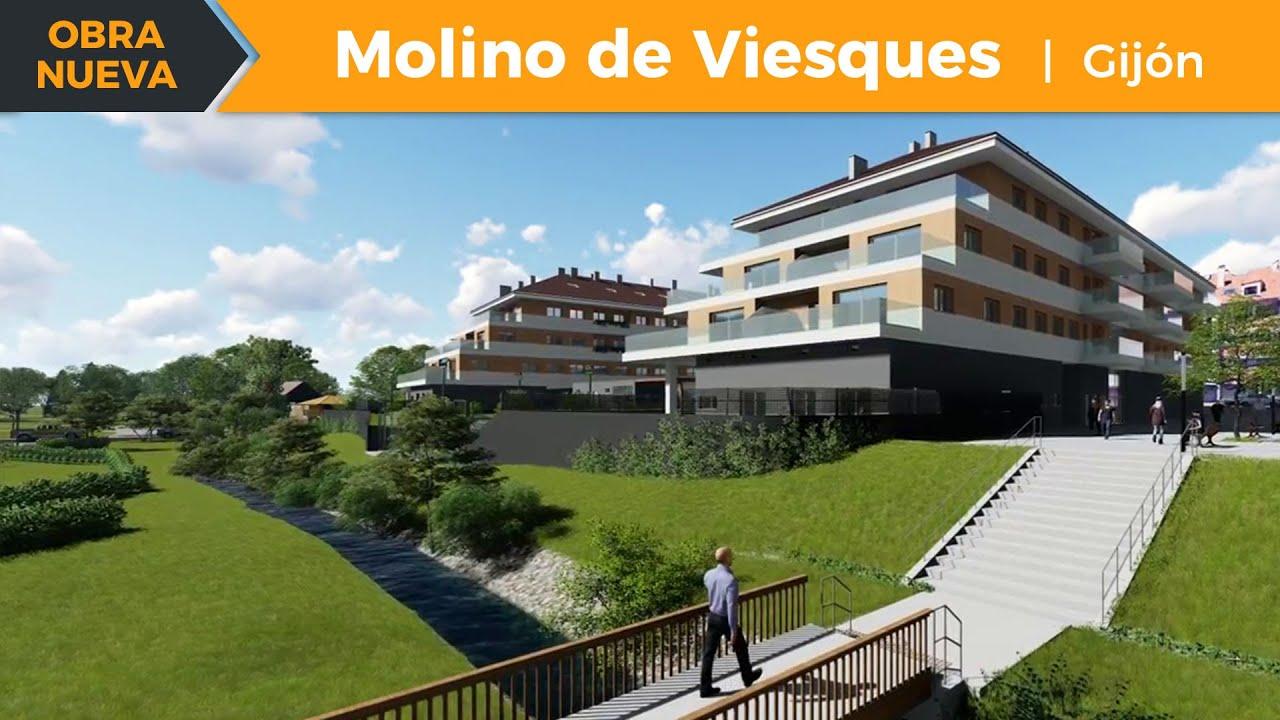 Obra Nueva En Gijón Venta En Promoción De Viviendas Nuevas