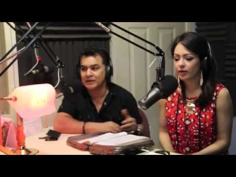 Royal Identity Georgette Rojas in Arizona on radio & (interview with MJ Ybarra and Mando Salas)