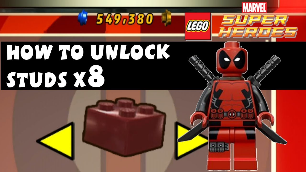 marvel lego 8x brick