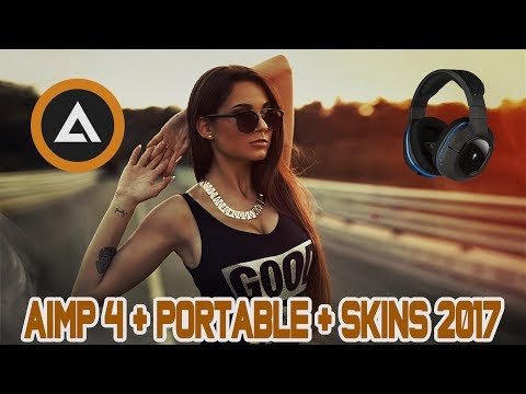 AIMP 4.13 Full 2017 + Portable +  Pack de Skins Los Mejores Windows Vista/XP/7/8/8.1/10