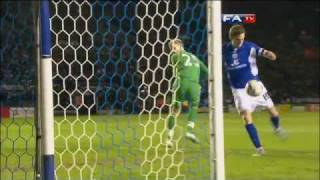 Leicester 2-2 Man City | The FA Cup 3rd Round - 09/01/11
