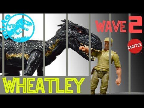 WHEATLEY Jurassic World Fallen Kingdom Toys WAVE 2 Action Figure