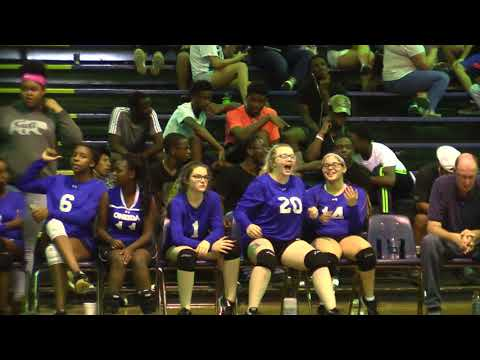 volleyball:  Oneida Baptist Institute  vs Clay County