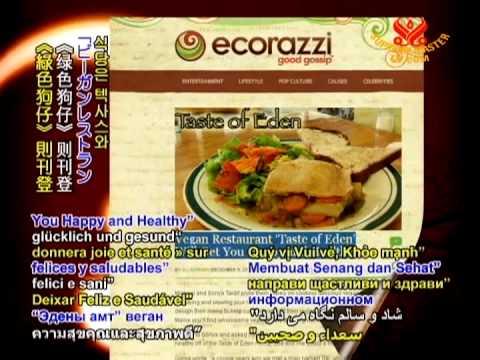 Media report on the benefits of vegan fare