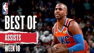 NBA's Best State Farm Assists from Week 18 | 2019-20 NBA Season