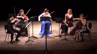 W.A.Mozart - Quinteto p/ cuerdas en do menor - Menuetto in canone