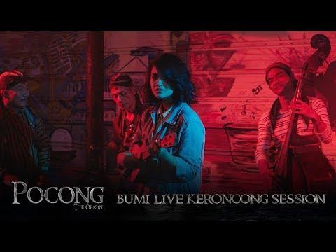 BUMI LIVE KERONCONG SESSION OST POCONG The Origin