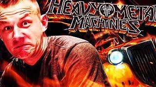 CZEKA MNIE KARIERA ESPORTOWA | Heavy Metal Machines