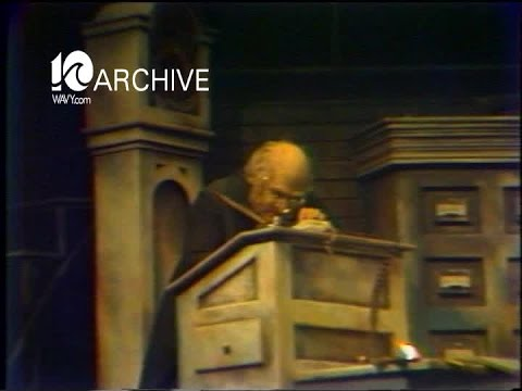 WAVY Archive: 1979 Scrooge Virginia Opera