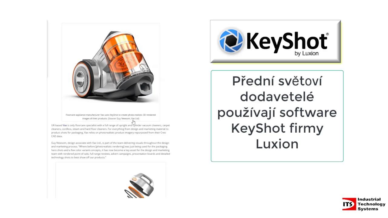 Keyshot intro 2017