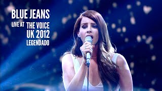 Lana Del Rey - Blue Jeans (Live at The Voice UK 2012) [Legendado] Thumbnail