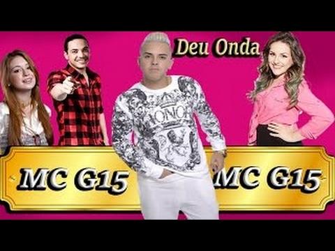 MC G15 Kefera Wesley Safadão Marina Ruy Barbosa & Mais Famosos Dançando Deu Onda