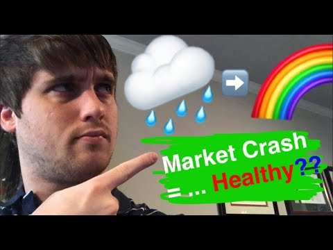 "Why the CryptoMarket ""Crash"" Is Healthy & Should Get You Excited"