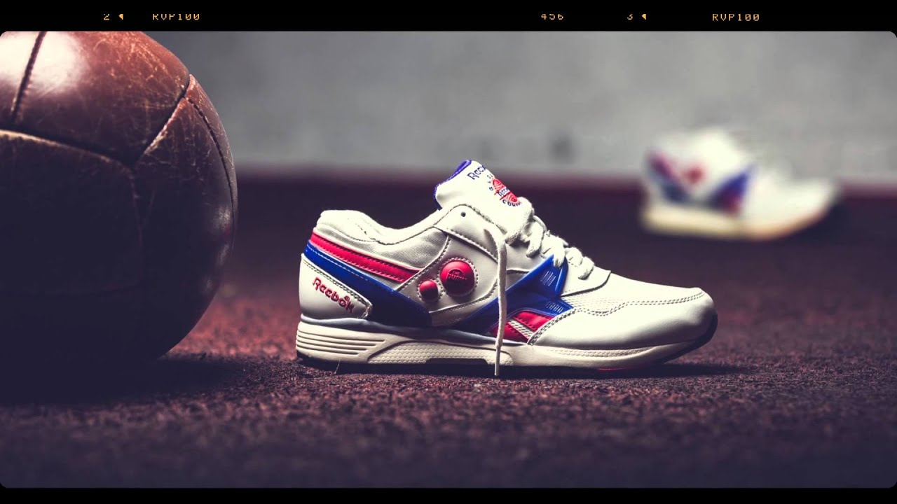 Reebok Pump Vintage Pack  Pump Running Dual - YouTube edbae3919