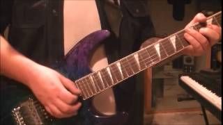 How to play Out Ta Get Me by Guns n Roses on guitar by Mike Gross