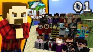 Cube SMP Season 3/Civil War
