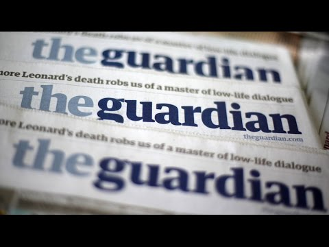 Fury over The Guardian