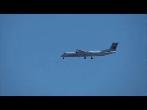 Bombardier Q-400 Air Canada Express