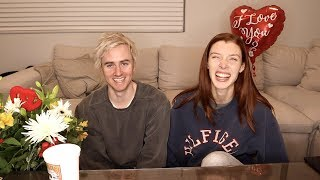 valentines day Q&A!! (wedding, kids, more pets????)