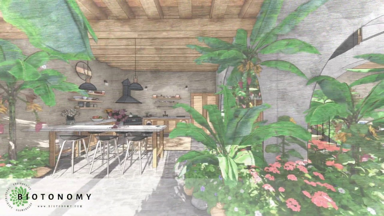Autonomous Ecoliving - Live In harmony with nature
