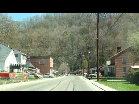 Coal Towns in West Virginia along Coal Heritage Trail