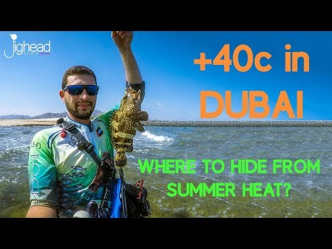 JIGHEAD TV: How to beat summer heat in Dubai