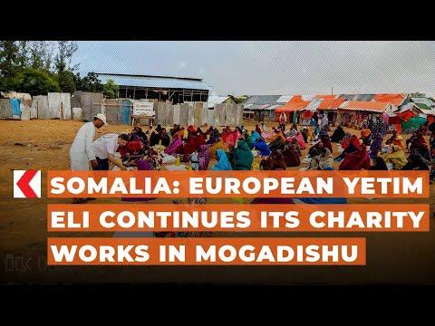 Somalia: European Yetim Eli continues its charity works in Mogadishu