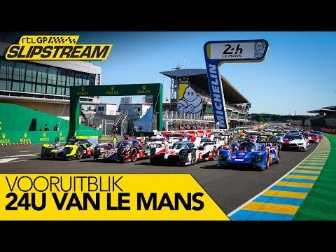 PREVIEW 24u Van Le Mans Met Renger Van Der Zande & Ernest Knoors