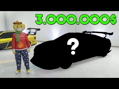 NUEVO SUPER COCHE *IMORGON* +3.000.000$ - GTA V ONLINE - GTA 5 ONLINE