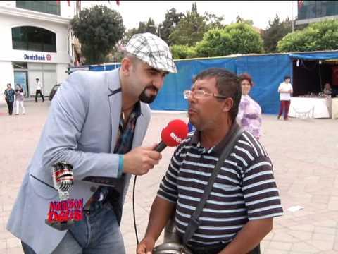 """MİKROFON DELİSİ """"İSTANBUL SOKAKLARINDA"""" ÇATALCA 1 BÖLÜM"""