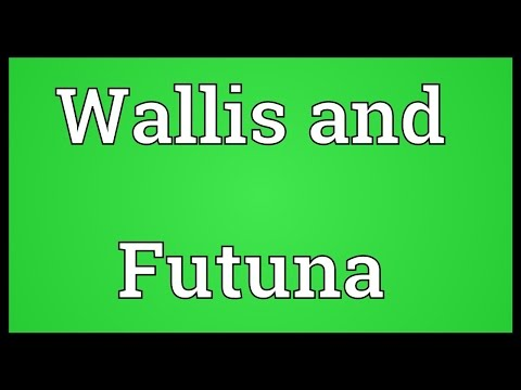 Wallis and Futuna Meaning
