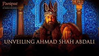 Panipat | Unveiling Ahmad Shah Abdali | Sanjay D, Arjun K, Kriti S |Ashutosh Gowariker|In Cinema Now