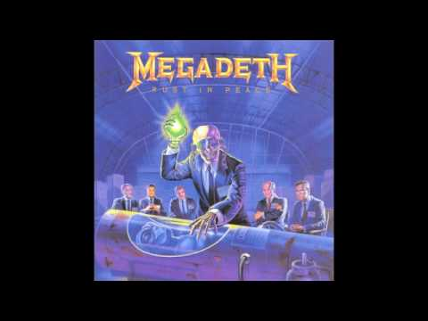 Megadeth - Holy wars (studio COVER)