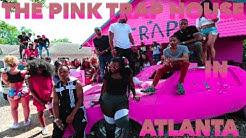 Pink Trap House Atlanta Landmark   1530 Howell Mill Rd