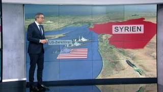 GM-109 Tomahawk: Mit diesen Raketen hat die USA Syrien angegriffen