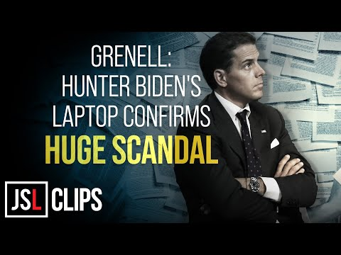 Grenell: Hunter Biden's Laptop Confirms Huge Scandal